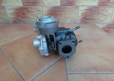 turbosprezarka bmw 320d 20 122 136km 2