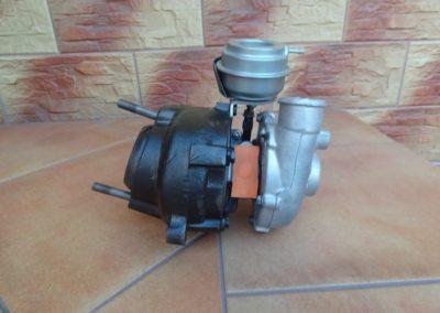 turbosprezarka bmw 320d 20 122 136km