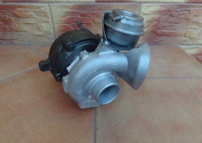 turbosprezarka bmw 320d 20 150km 2 1