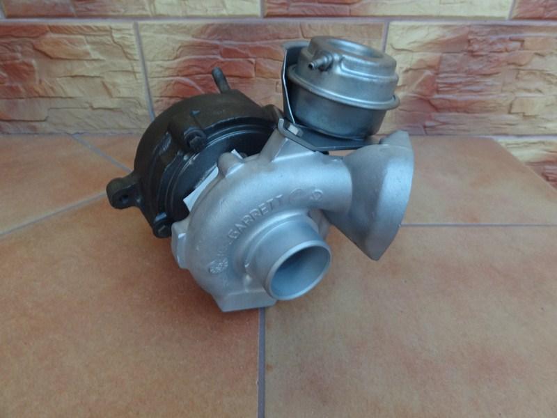 Jak zbudowana jest turbosprężarka