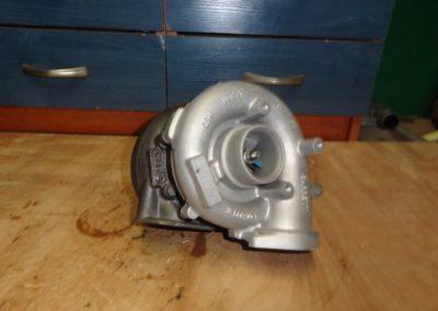 turbosprezarka bmw e83 x3 30 218km