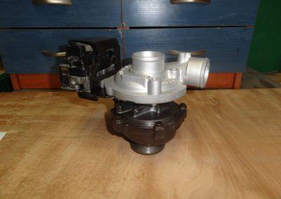 turbosprezarka chevrolet captiva 20 cdti 150km