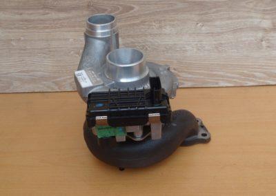 turbosprezarka chrysler 300c 30 cdi 204km