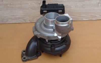 Etapy regeneracji turbosprężarek