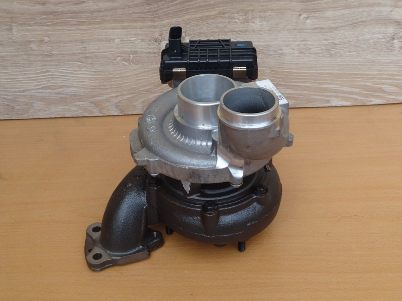 turbosprezarka mercedes viano 120 30 cdi 204km 2