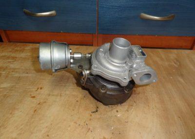 turbosprezarka fiat doblo 13 85 90km
