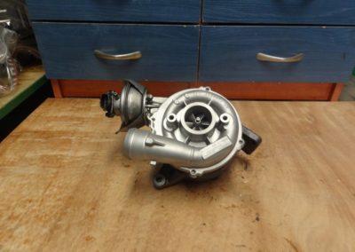 turbosprezarka ford c max 20 136 140km 2