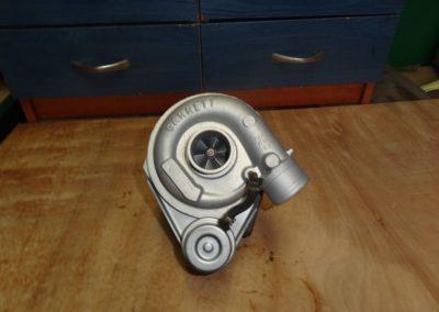 turbosprezarka iveco daily 28 122km 2