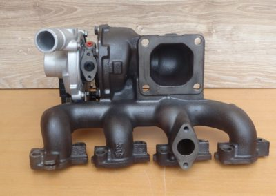 turbosprezarka jaguar x type 20 tdci 130km 2