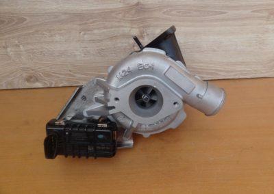 turbosprezarka land rover defender 24 140km