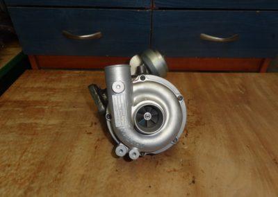 turbosprezarka mazda 6 citd 20 121 136km 2