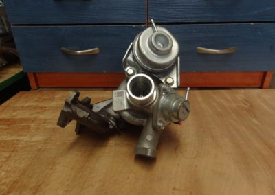 turbosprezarka mercedes e klasse 22cdi 170 204km