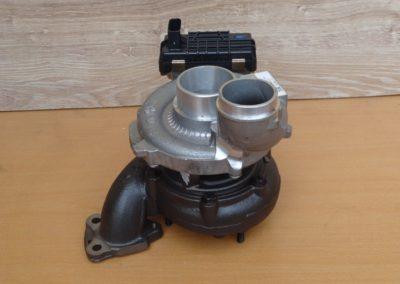 turbosprezarka mercedes m klasse 120 30 cdi 204km 2