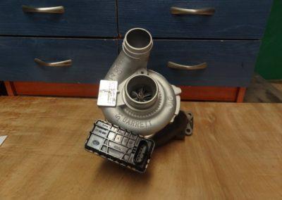 turbosprezarka mercedes m klasse 320 30 cdi 224 231km 2