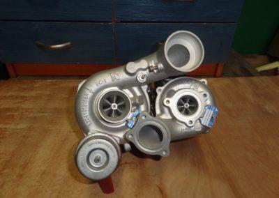 turbosprezarka mercedes sprinter 22cdi 170 204km
