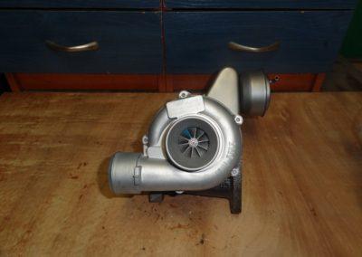 turbosprezarka mercedes vito 22 109 150km 2