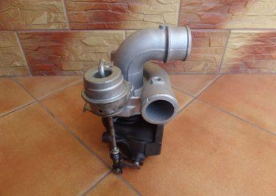turbosprezarka mercedes vito 22 82 122km 2