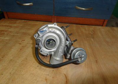 turbosprezarka mercedes vito 23 98km 2