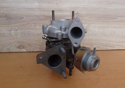 turbosprezarka nissan almera 22 125 136km