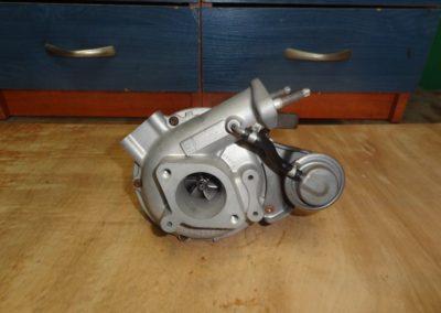 turbosprezarka nissan navara 25di 133km 2