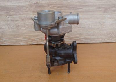 turbosprezarka opel astra 17 80km 2