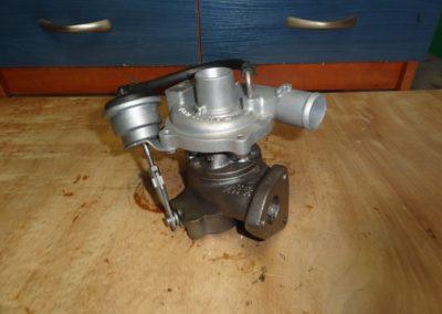 turbosprezarka opel combo 13 cdti 70km