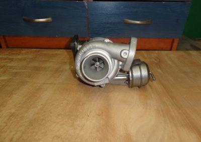 turbosprezarka opel meriva 17 cdti 110 125km 2