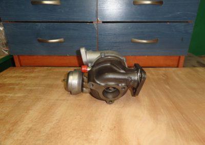 turbosprezarka opel meriva 17 cdti 110 125km 3