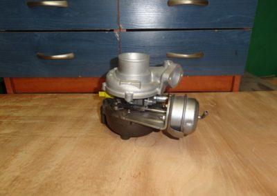 turbosprezarka opel meriva 17 cdti 110 125km