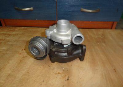 turbosprezarka opel omega 22 dti 120km