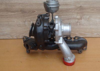 turbosprezarka opel vectra 19 cdti 150km 2