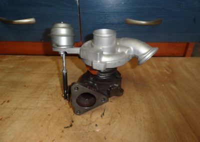 turbosprezarka opel vectra 20 dti 101km