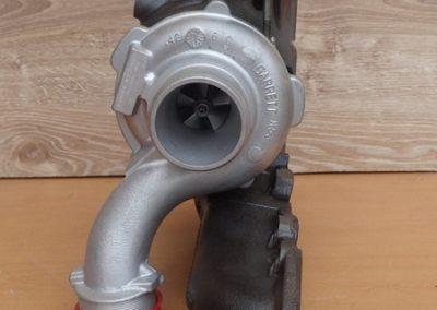 turbosprezarka opel zafira 19 cdti 150km