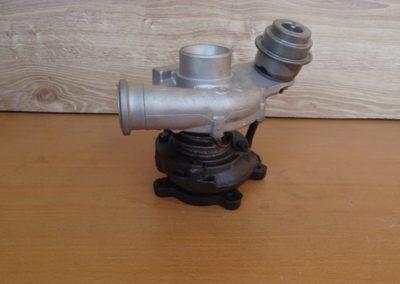 turbosprezarka opel zafira 20 dti 82km 2