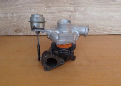 turbosprezarka opel zafira 20 dti 82km