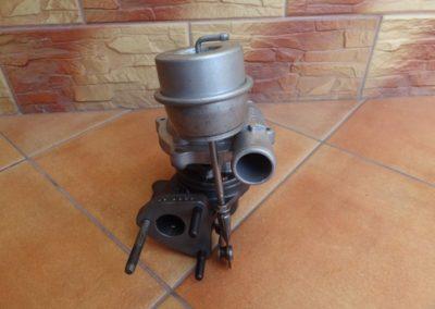 turbosprezarka opel zafira 22 dti 125km 1