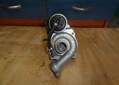 turbosprezarka peugeot 206 14 54 68km 2