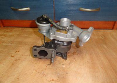 turbosprezarka peugeot 206 14 54 68km