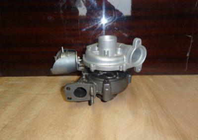 turbosprezarka peugeot 206 16 110km
