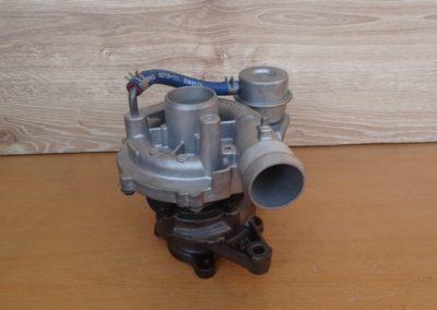 turbosprezarka peugeot 307 20 hdi 90km 2