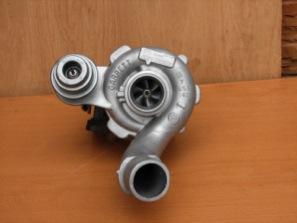 turbosprezarka renault megane 19 dci 100km