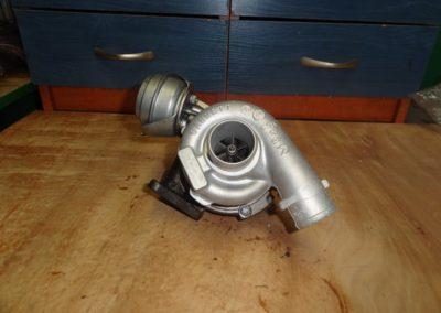 turbosprezarka saab 9 3 22 dti 125km 2
