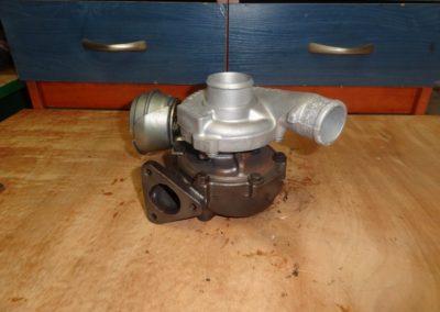 turbosprezarka saab 9 5 22 dti 125km