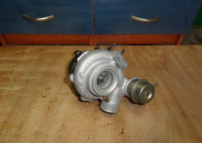 turbosprezarka saab 9 5 23t 150 230km 2