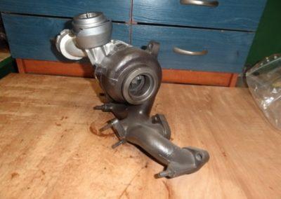 turbosprezarka seat altea 20 136 140km 2