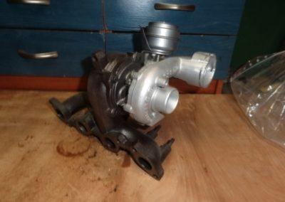 turbosprezarka seat altea 20 136 140km