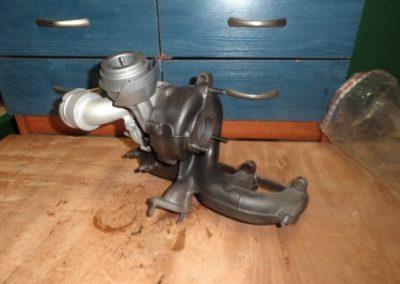 turbosprezarka seat toledo 19 tdi 130km 2
