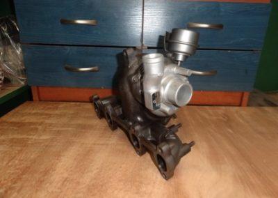 turbosprezarka skoda fabia 19 tdi 100 115km 2