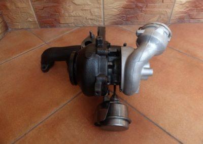 turbosprezarka skoda octavia 19 tdi 105km 2