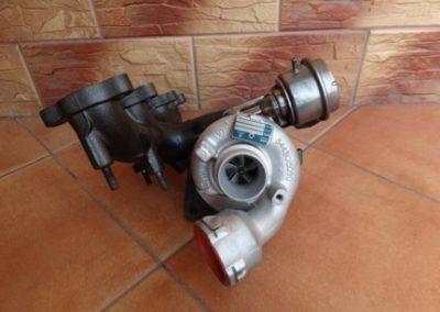 turbosprezarka skoda octavia 19 tdi 105km